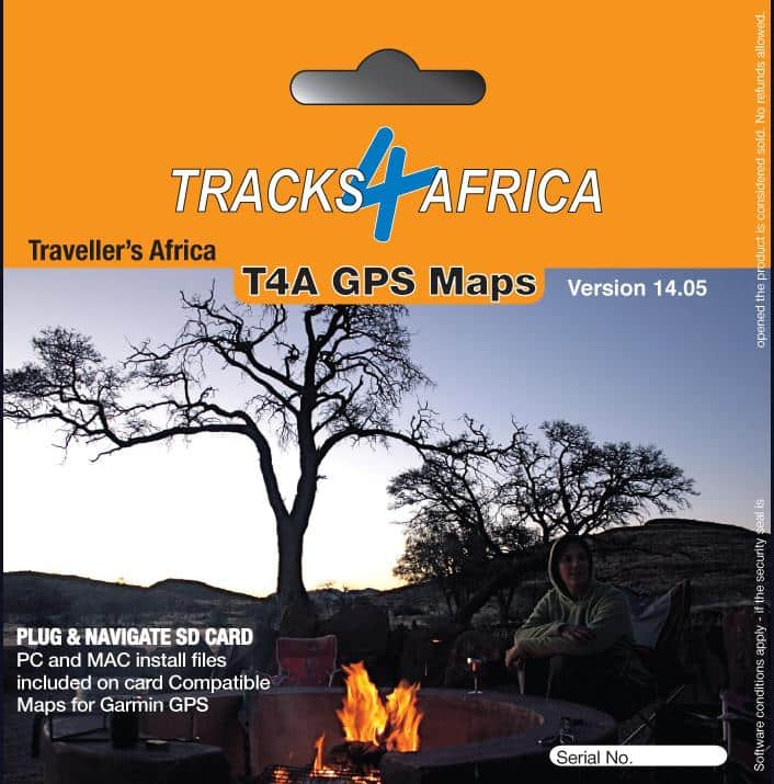 T4A GPS Maps Travellers Africa 1405 released Tracks4Africa Blog