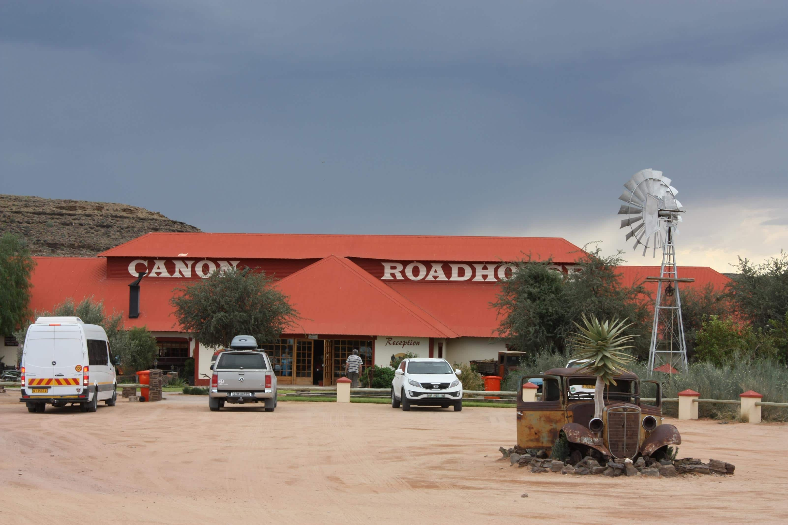Canon Roadhouse