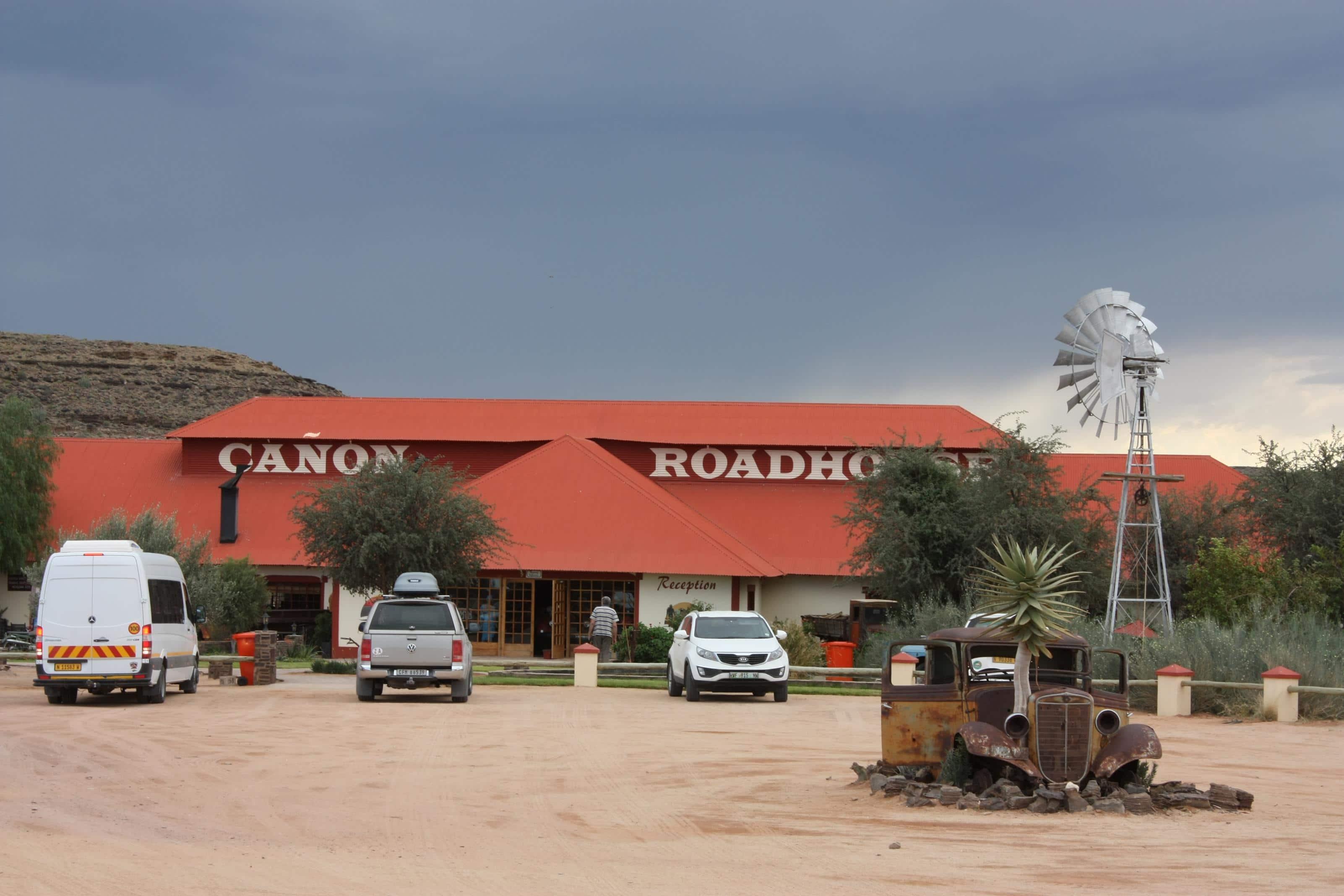 Canon Roadhouse