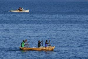 Lake Malawi is Malawi's top attraction.