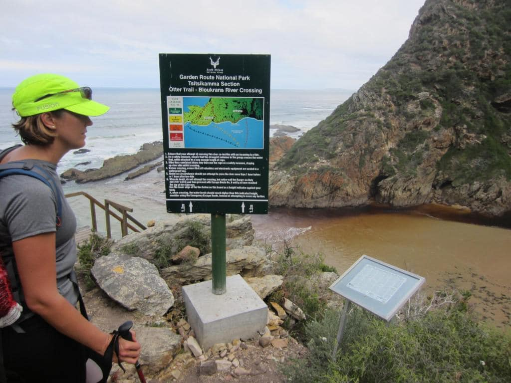 The Bloukrans River crossing can be dangerous.