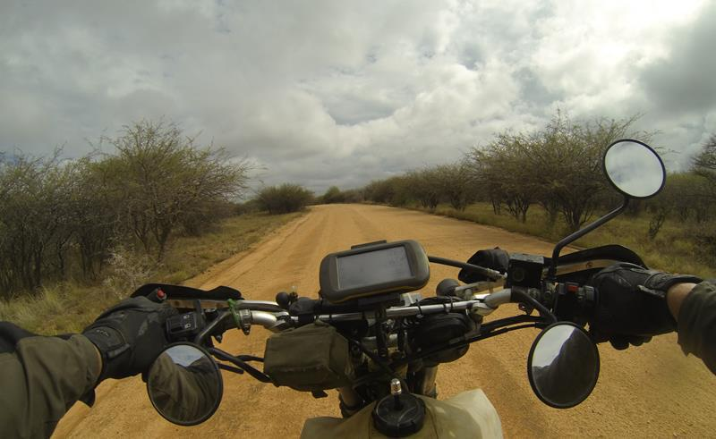 The right GPS for navigation with Tracks4Africa maps