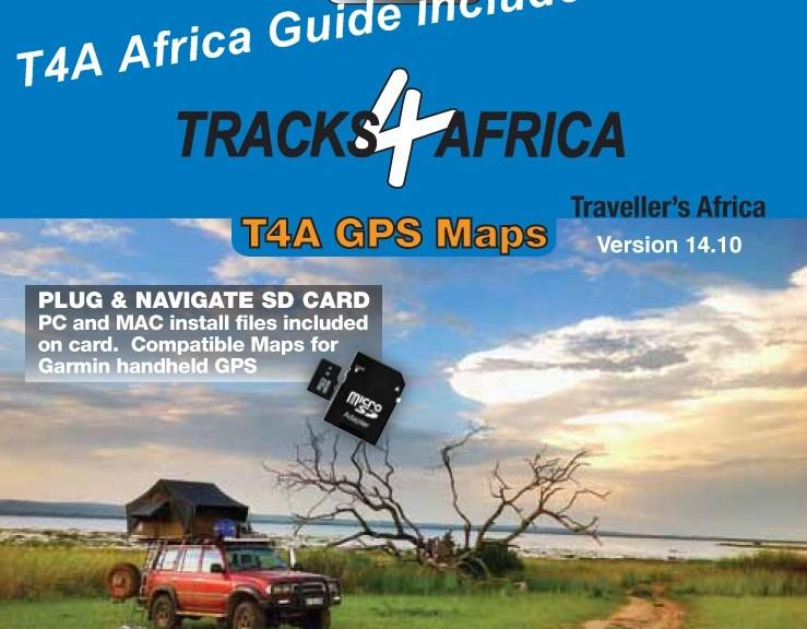T4A GPS Maps version 1410 grew with 4 Tracks4Africa Blog