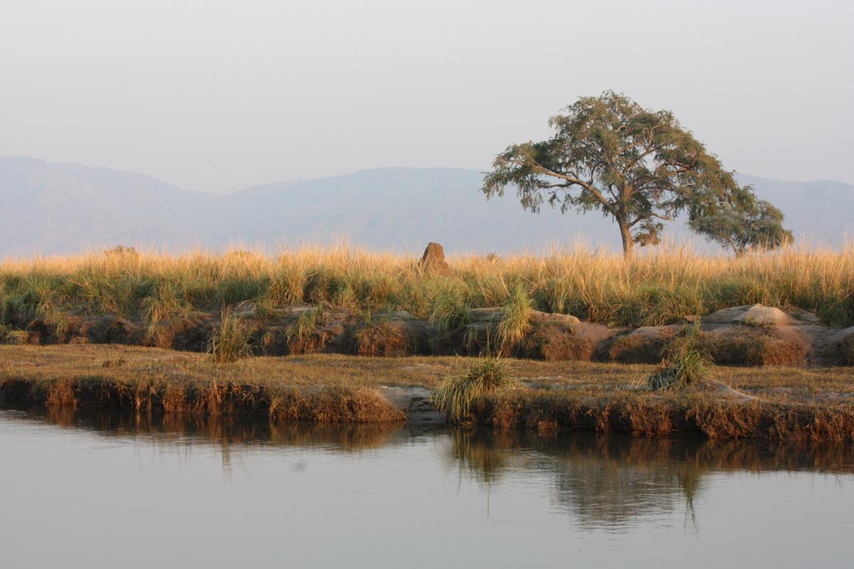 The beauty of Mana Pools is unsurpassed. (Photo: Karin Theron)