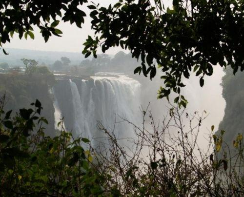 Victoria Falls. (Photo: Janine Reyneke)