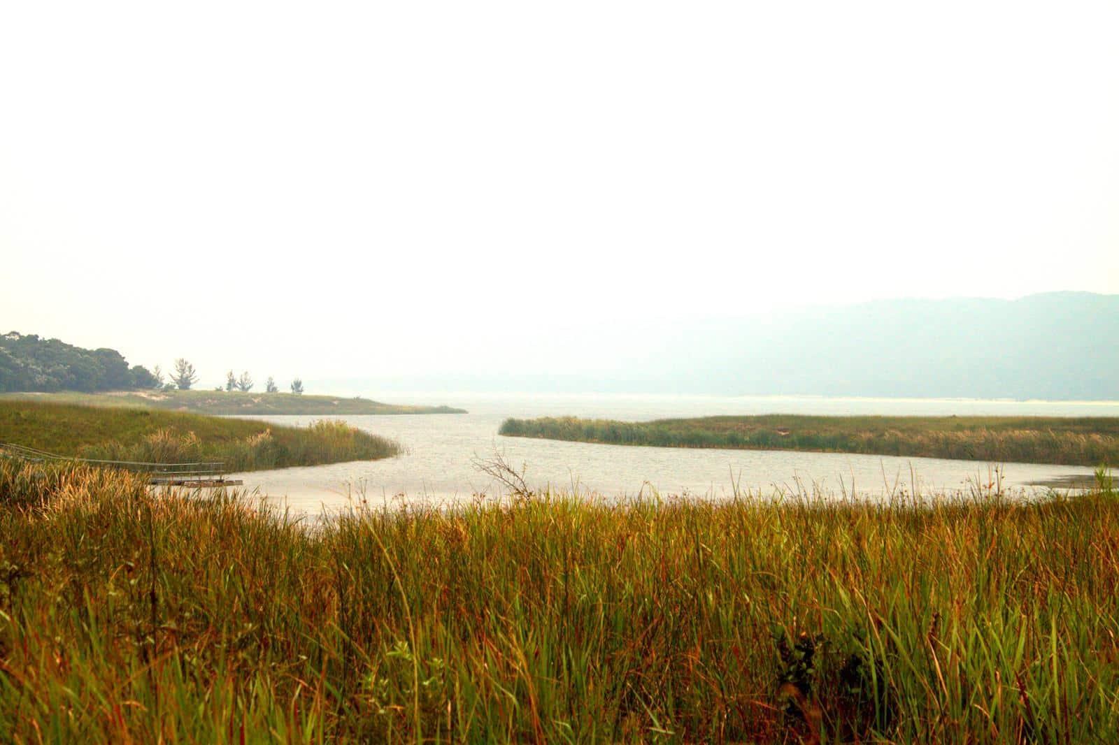 Lake Sabaya.
