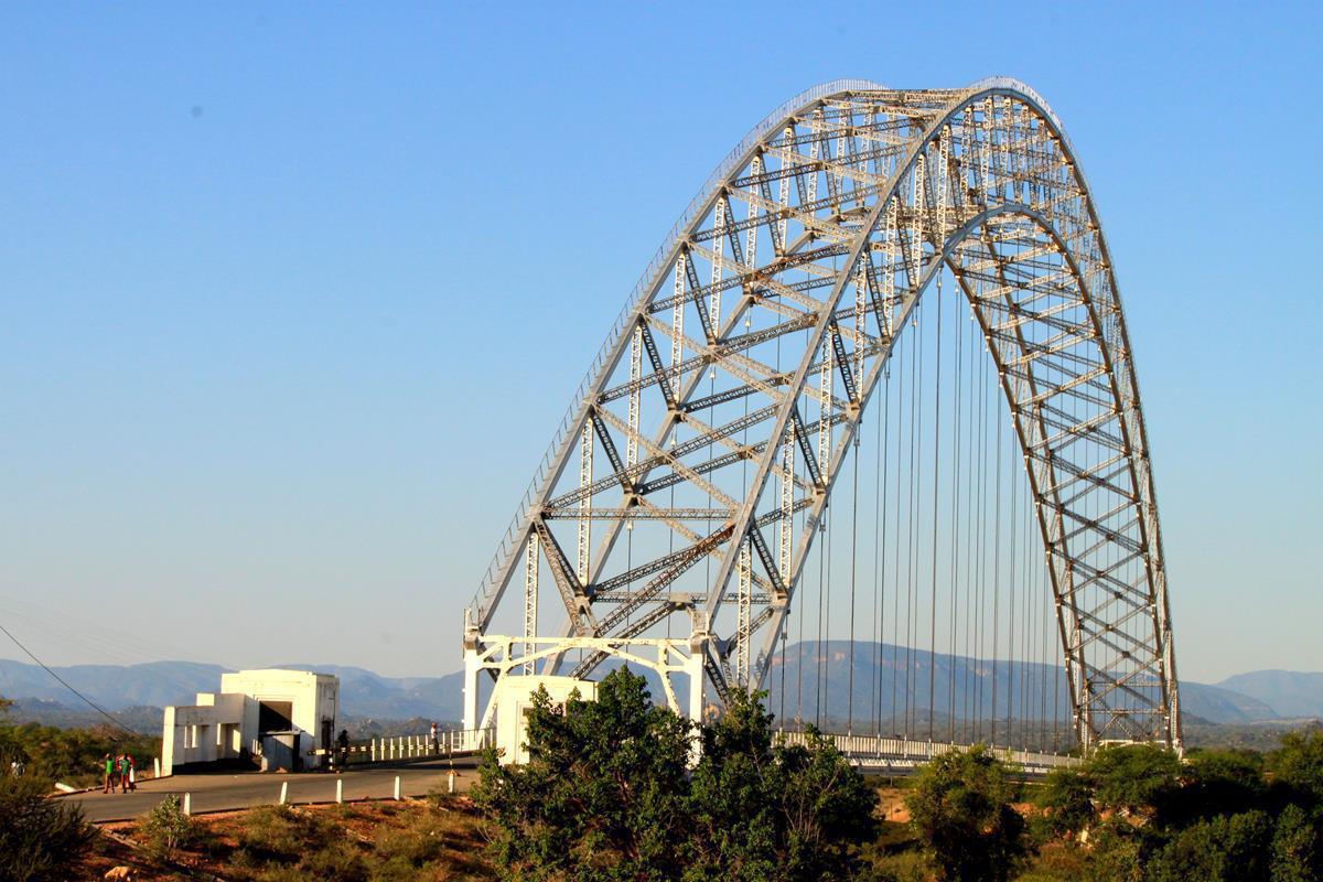 Birchenough bridge.