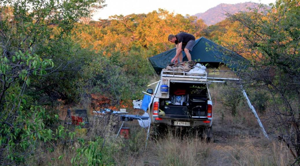 Rooftop Tents Vs Ground Tents Tracks4africa Blog