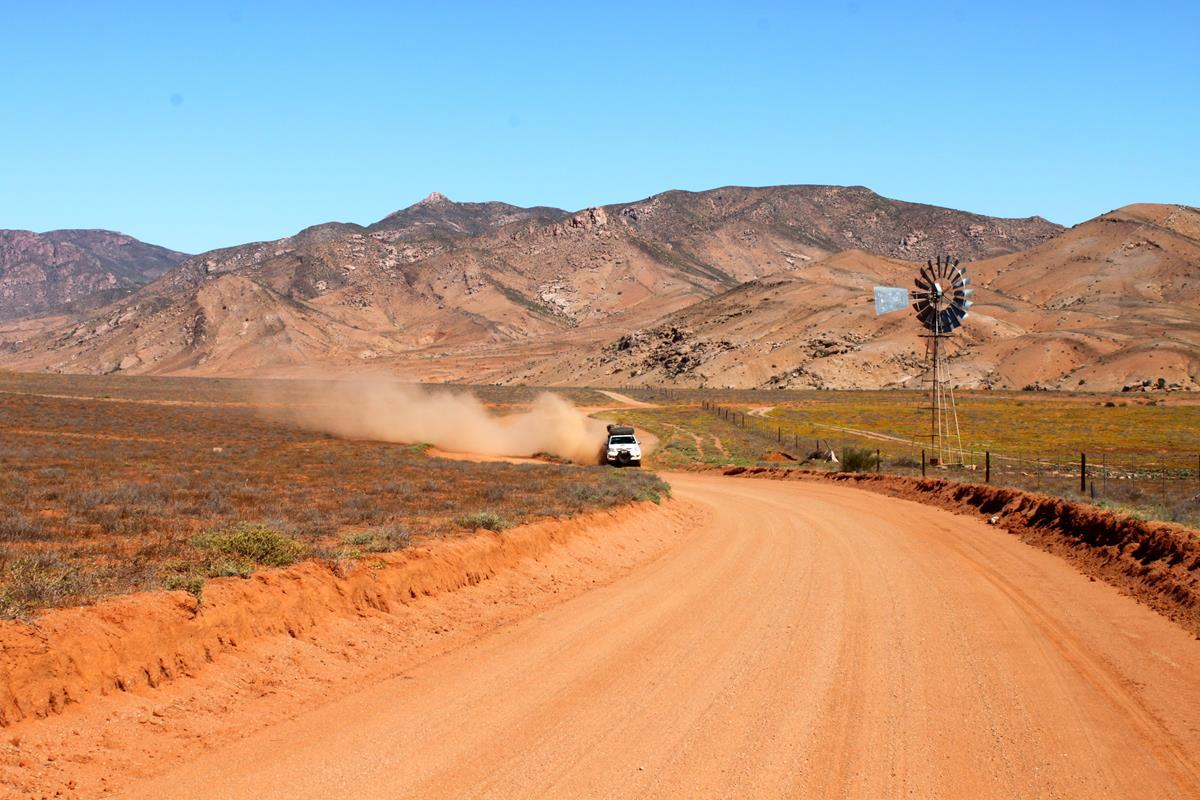 A beautiful scene near Mount Grootberg in the Richtersveld Community Conservancy.