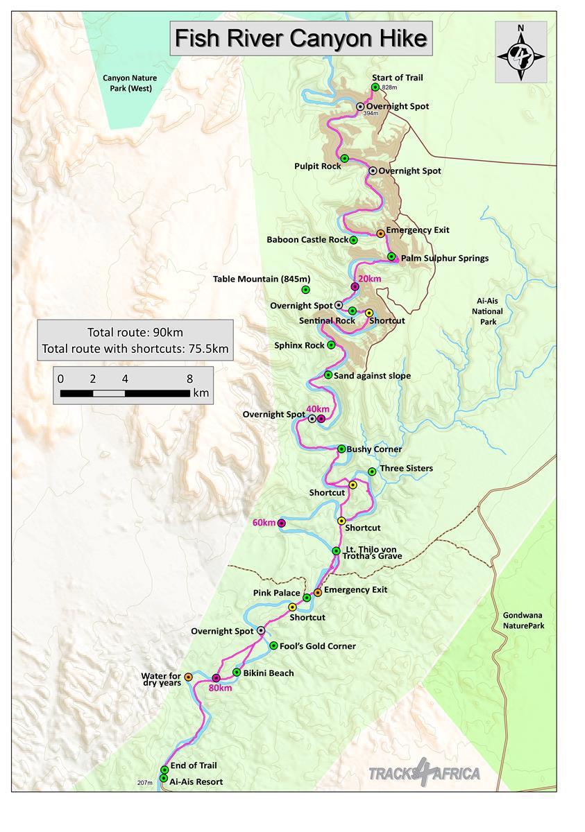 Fish River Canyon map (Copy)