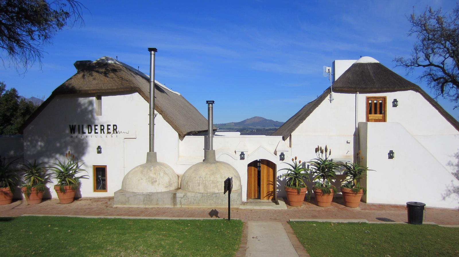 The Wilderer Distillery.