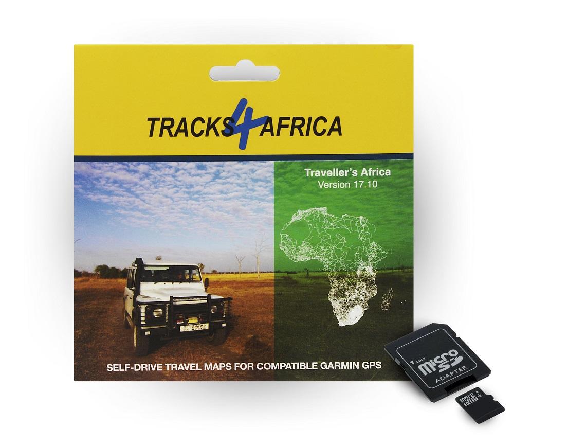 T4A GPS Map update 1710 Tracks4Africa Blog