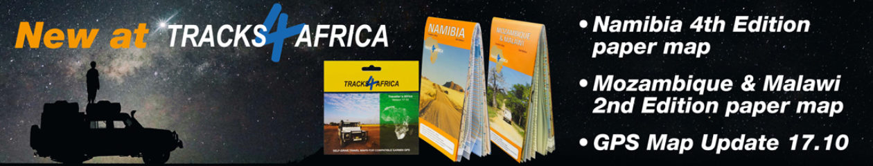 Tracks4Africa Blog