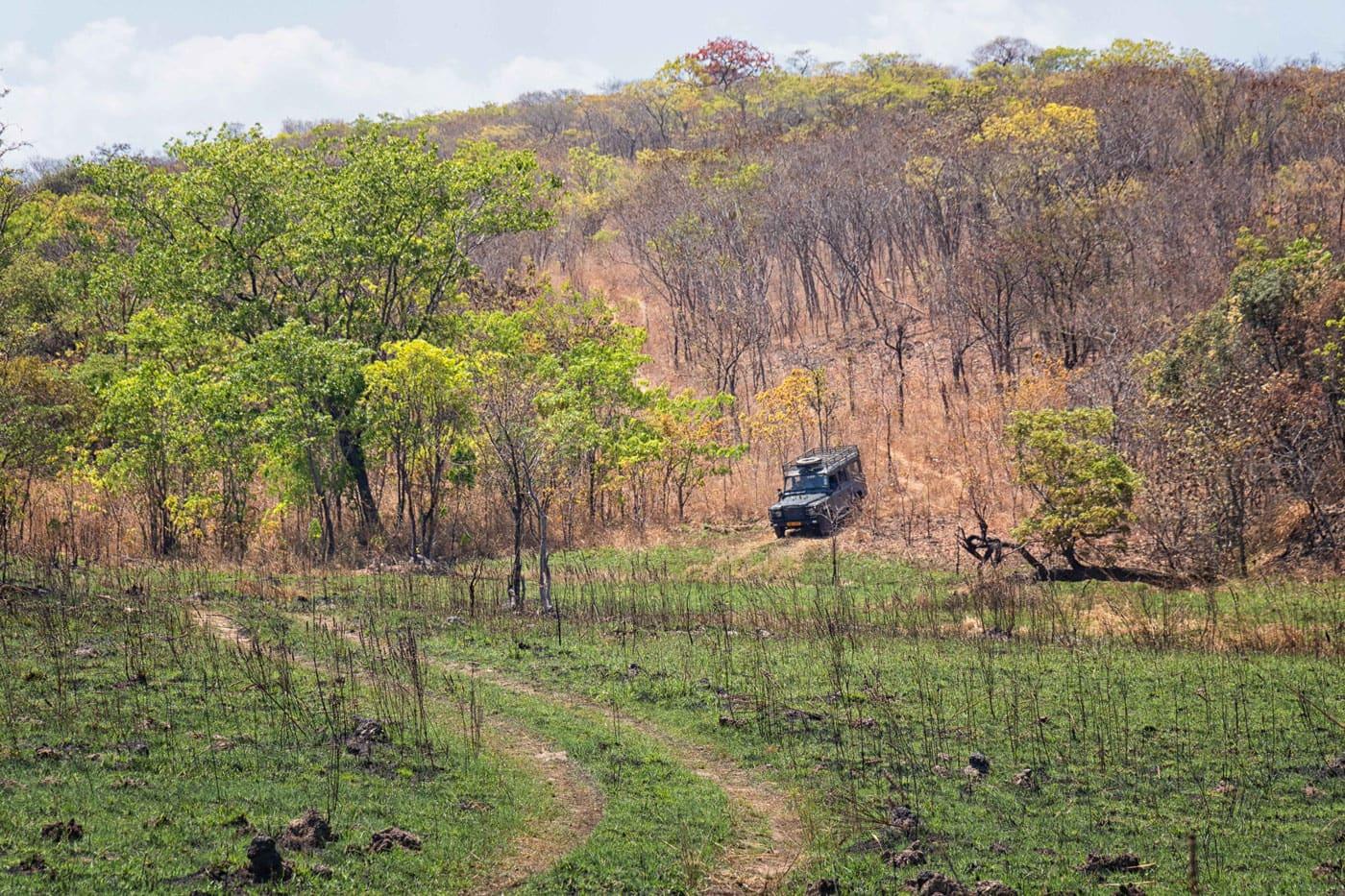 Johann Groenewald - Chizarira National Park - Kabombo Vlei