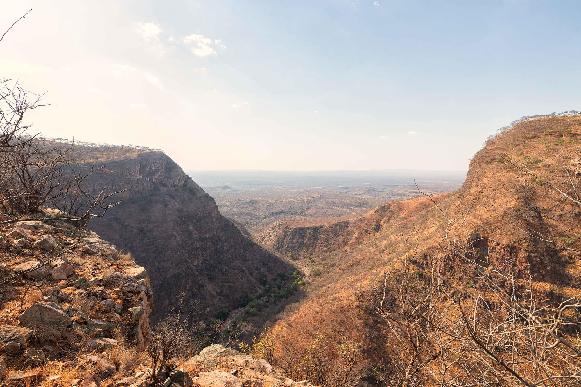 Chizarira A National Park Under Rescue Tracks4africa Blog