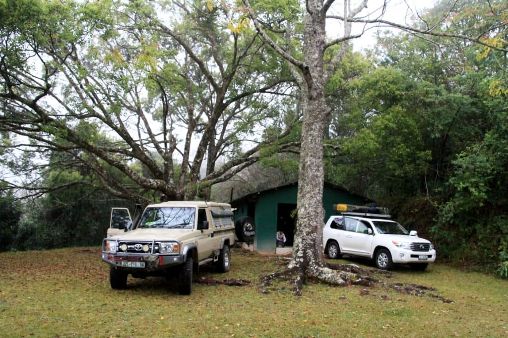 Zimbabwe - Eastern Highlands Camping - Romi Boom