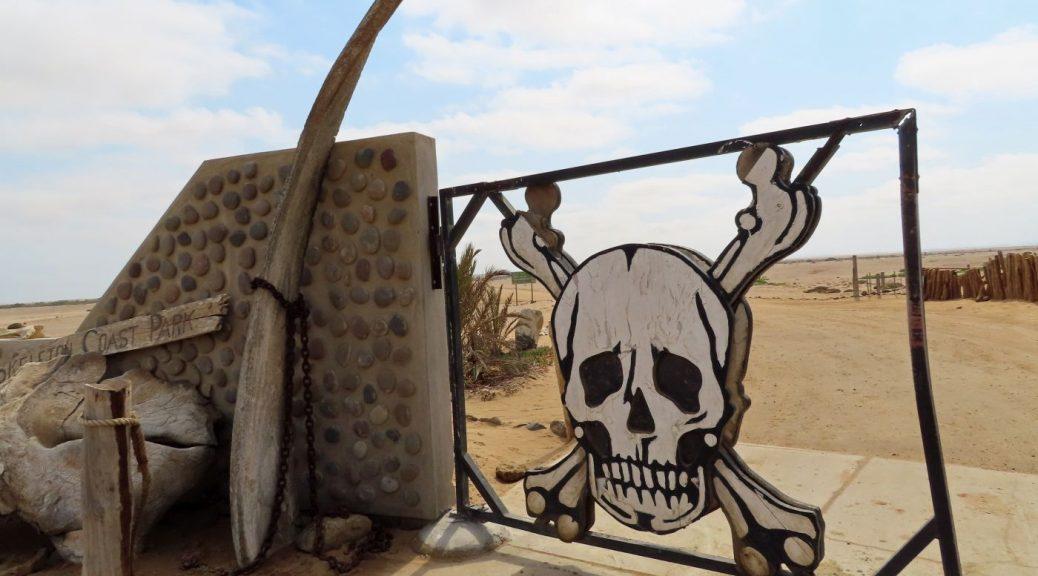 Ugab gate