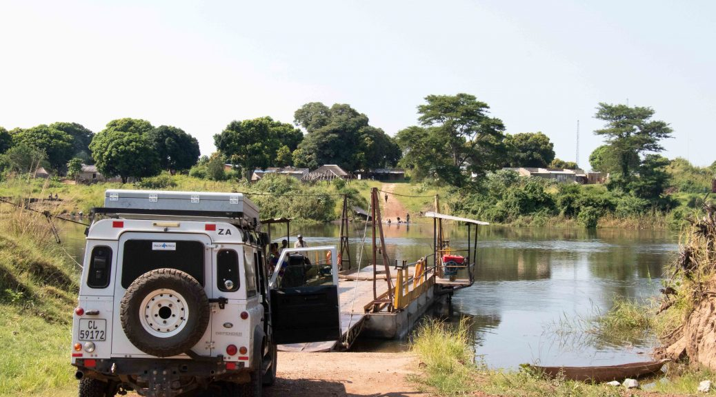 Self-drive travel in Zambia