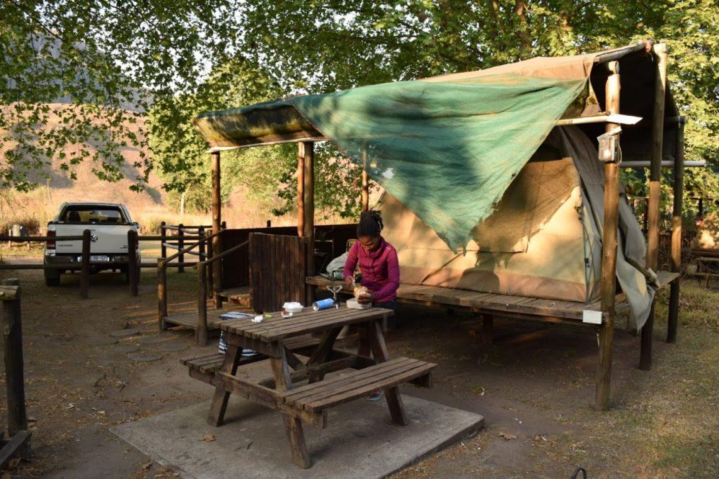 Injisuthi camp